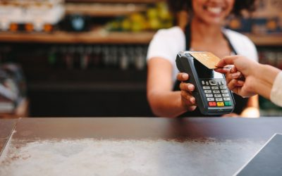 Tap and Go – Contactless Credit Card Payments